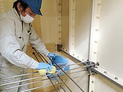 貯水槽(飲用・雑用・湧水等)清掃及び保守管理業務