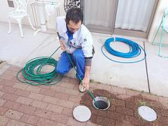 給排水管(給水・雑排・汚水等)洗浄、通管及び設備維持管理業務